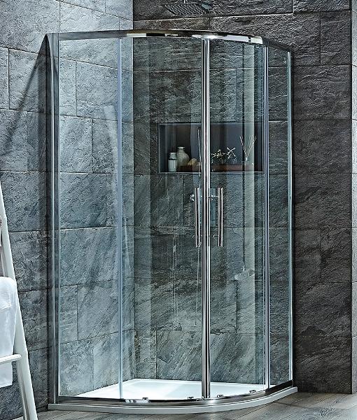 Shower enclosures Glasgow, AkwaPlumb Bathrooms Bearsden ...